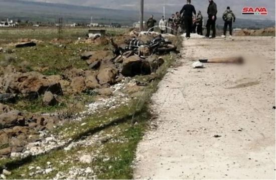 """النظام يتحدث عن إحباط عملية """"إرهابية"""" كانت تستهدف دمشق"""