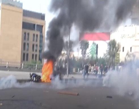 عودة الهدوء للعاصمة اللبنانية.. والرئيس يدين أحداث العنف