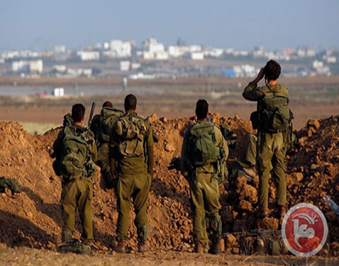 اصابة شاب برصاص الاحتلال شرق غزة
