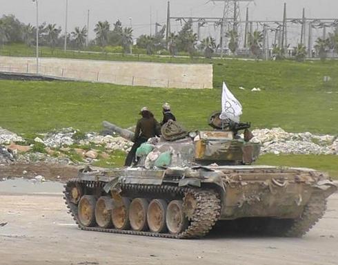 المجلس الشرعي في حلب يعلن الاستنفار لمؤازرة جبهات القتال