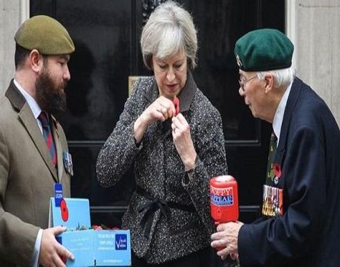 بالصور : لماذا يرتدي البريطانيون زهرة حمراء في نوفمبر؟
