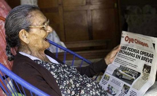 في عمر يناهز الـ100.. امرأة تحقق حلمها!