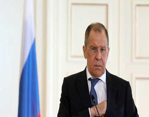 لافروف: مشروع القرار الأممي بفتح ممر ثان لنقل المساعدات لسوريا يتجاهل الحقائق