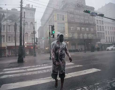 """إعصار """"آيدا"""".. قتيل وإغراق أكثر من مليون أسرة في الظلام بلويزيانا - بالفيديو"""