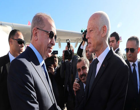 شاهد : قيس سعيد يرد على أردوغان: لم تشم رائحة الدخان وإنما زيت الزيتون التونسي