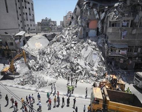 وزير فلسطيني: لم نتلق أي تمويل لإعادة إعمار غزة حتى الآن