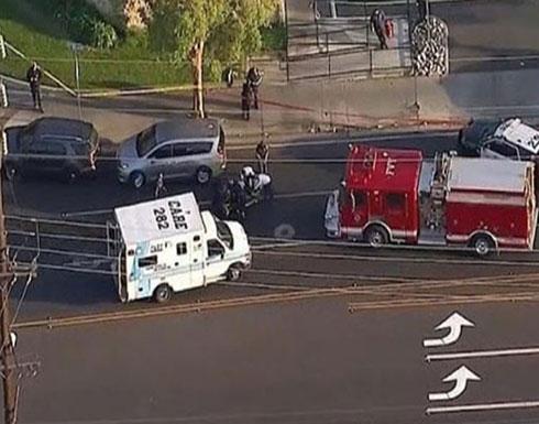 بالفيديو : أربعة قتلى في هجوم بالسلاح الأبيض في كاليفورنيا الأميركية