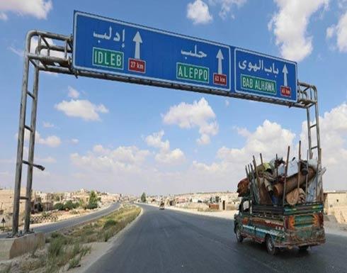 الأمم المتحدة: معارك إدلب تجبر نحو 40 ألفا على النزوح