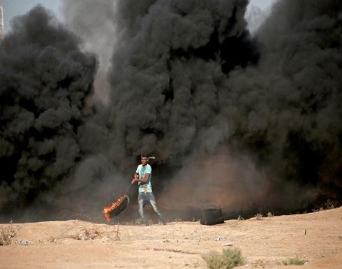 """شهيد برصاص الاحتلال في جمعة """"أطفالنا الشهداء"""" بغزة"""