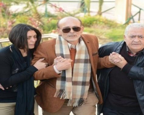 بعد 40 يوماً من وفاتها.. رسالة مؤثرة وحزينة من محمد صبحي لزوجته!