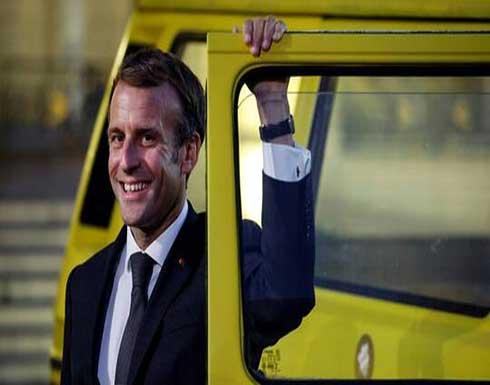 """ماكرون: اتهام فرنسا بالتخلي عن مالي """"أمر مخز"""""""