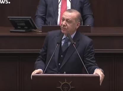 شاهد .. إردوغان: بولتون ارتكب خطأ فادحاً