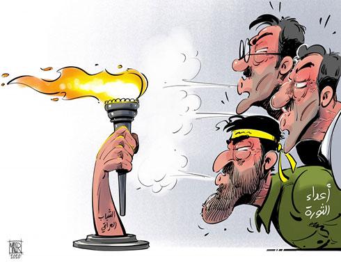 الميليشيات تسعى لإخماد شعلة الإنتفاضة العراقية