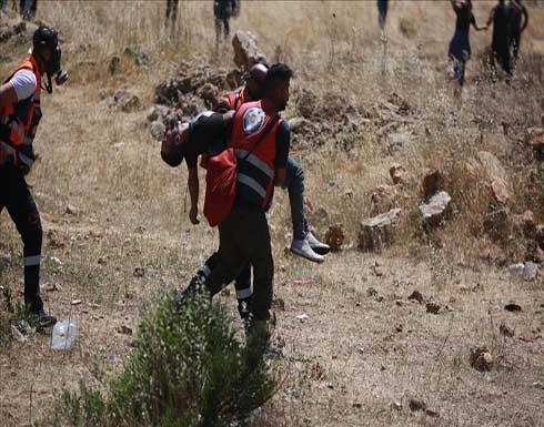 إصابة فلسطيني برصاص الجيش الإسرائيلي في الضفة