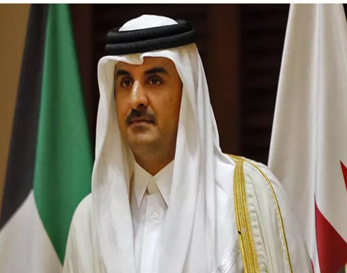 الرئاسة التونسية تخرج عن صمتها وتفاجئ الجميع بأسباب مغادرة أمير قطر