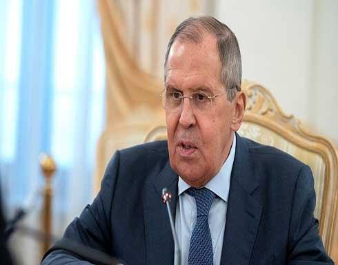 وزير الخارجية الروسي يعلن أن الحوار مع حركة طالبان أمر ضروري