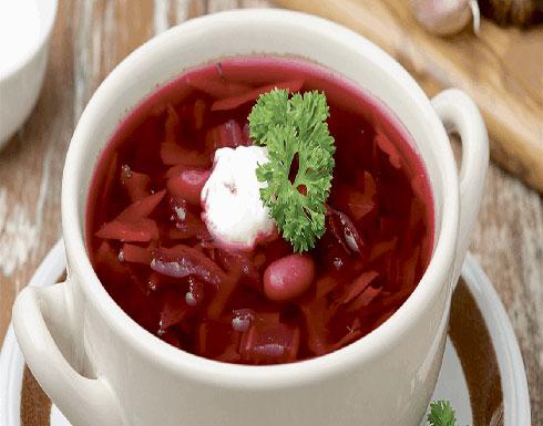 هذا الحساء الأحمر الصحي مفيد لخسارة الوزن.. جربوه