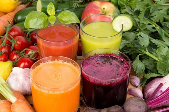 وصفة عصير الخضار للتخلص من الوزن الزائد ومن السرطان