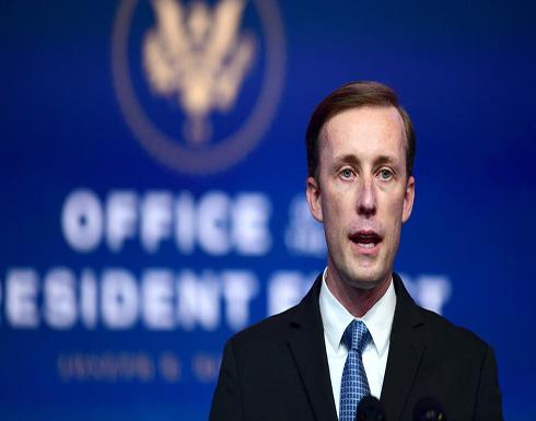 مستشار بايدن: يجب التفاوض على البرنامج الصاروخي قبل الاتفاق النووي