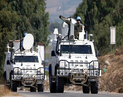 """""""يونيفيل"""" تعلن إصابة 90 من عناصرها بكورونا في جنوب لبنان"""