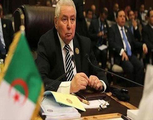 رئيس الجزائر يقيل النائب العام ومدير ديوان محاربة الفساد