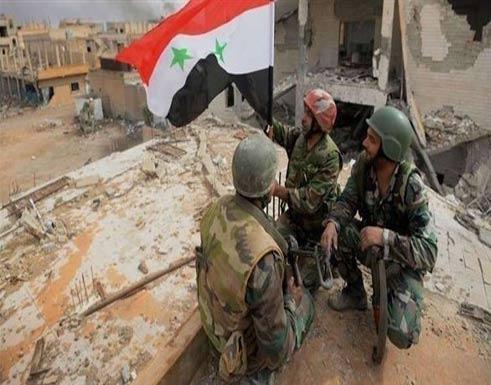 جيش النظام السوري يعلن استعادة الغوطة الشرقية بالكامل