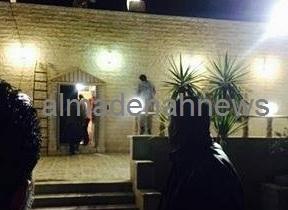 بالصور والتفاصيل : هكذا تم العثور على حارس مزرعة إربد مشنوقاً بعد سرقتها ...