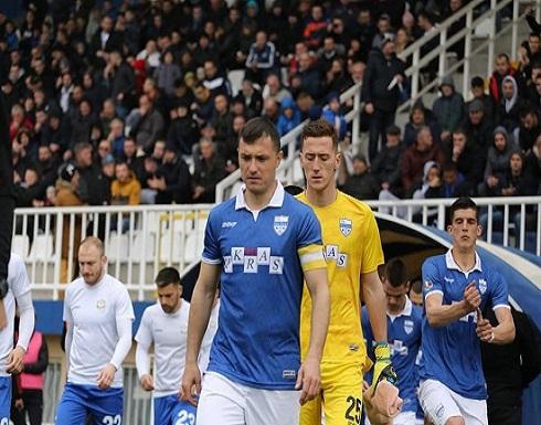 نادٍ صربي يعلن إصابة 6 لاعبين بكورونا