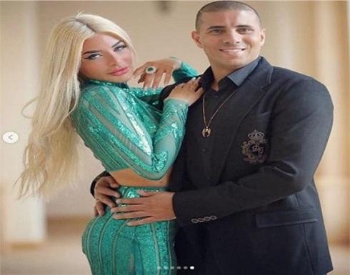بـ توب نبيتى.. زوجة محمد زيدان تثير الجدل بأنوثتها .. شاهد