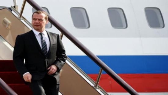 رئيس الحكومة الروسية يزور إسرائيل الشهر المقبل