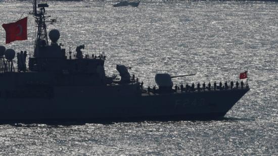 تركيا تعلن إجراء مناورات عسكرية في شرق المتوسط وتطلق تحذير Navtex
