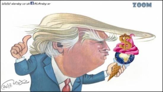 ترامب والعالم !
