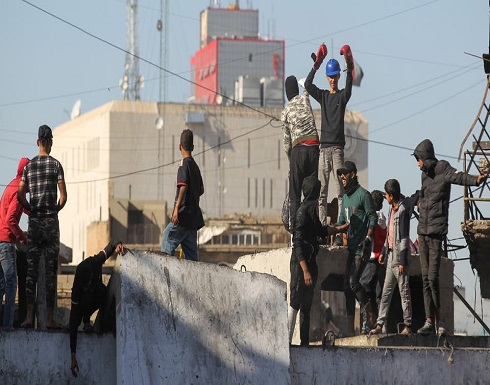 القوات العراقية للمحتجين: قطع الطرقات تخريب