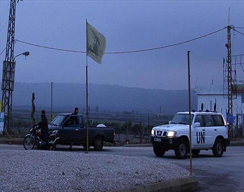 """""""يونيفيل"""" تتحقق من اتهامات إسرائيل بشأن أنفاق """"حزب الله"""""""