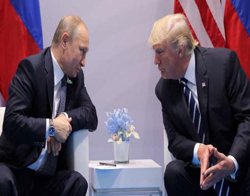 ترامب: علاقاتي مع بوتين جيدة جدا وسألتقيه في الوقت المناسب