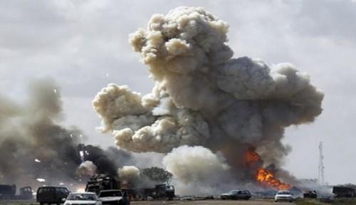 في قصف جوي .. مقتل تسعة مدنيين بينهم خمسة من اسرة واحدة في الموصل