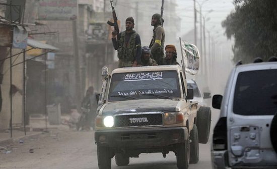 روسيا تبلغ الأردن عن هجوم لجبهة النصرة حول درعا  - تفاصيل