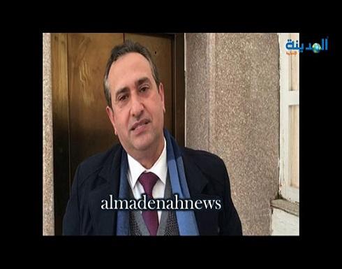 وفاة النائب حازم المجالي .. والرياطي تخلفه في مجلس النواب