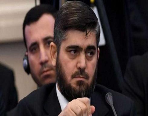 """سوريا: محمد علوش يستقيل من منصبه في """"جيش الإسلام"""""""