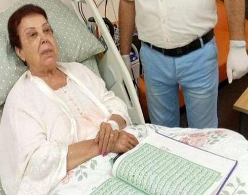 ابنة رجاء الجداوي ترد على أنباء وفاة والدتها: ادعو لها