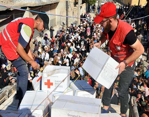 الأمم المتحدة تعلن وصول أول قافلة مساعدات إلى دير الزور