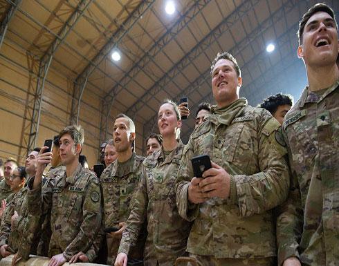 الحرس الثوري يستهدف قاعدة تضم قوات أميركية في الأنبار