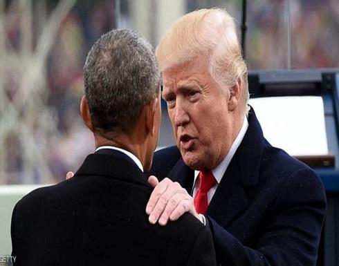 """ترمب ينبش """"أوباماغيت"""".. ومحاولة ديمقراطية لصد الهجوم"""