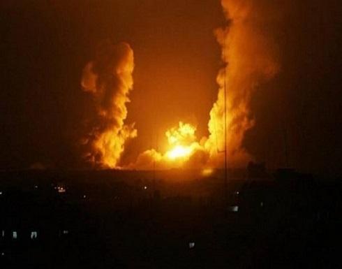هجوم صاروخي على قاعدة عراقية قرب بغداد تضم أمريكيين
