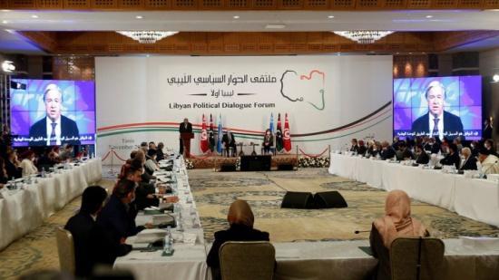 تقرير أممي يؤكد دفع رشاوى في انتخابات السلطة الجديدة بليبيا