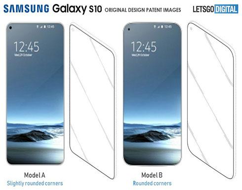 سامسونغ قد تكون إختارت التصميم النهائي لـ Galaxy S10