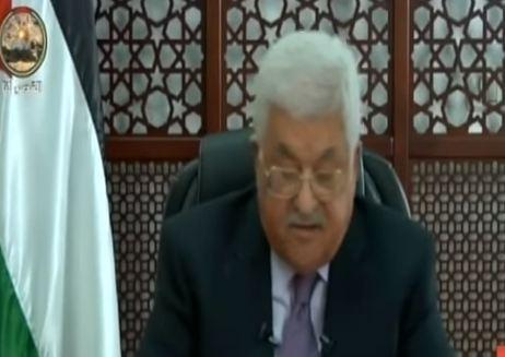 شاهد .. كلمة الرئيس الفلسطيني محمود عباس تعقيبا على قرار ترامب