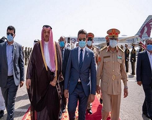 لقاء قطري تركي ليبي في طرابلس لمناقشة مستجدات الوضع الليبي