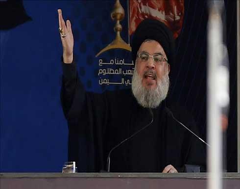 نصرالله: سفينة نفط ثالثة ستتوجه من إيران إلى لبنان