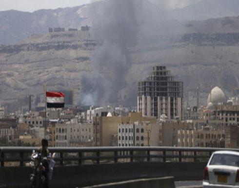 تحطُّم مقاتلة سعودية باليمن.. ارتطمت بأحد الجبال وهذا مصير طاقمها